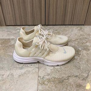 Nike Air Presto Pure Platinum/White Size 8